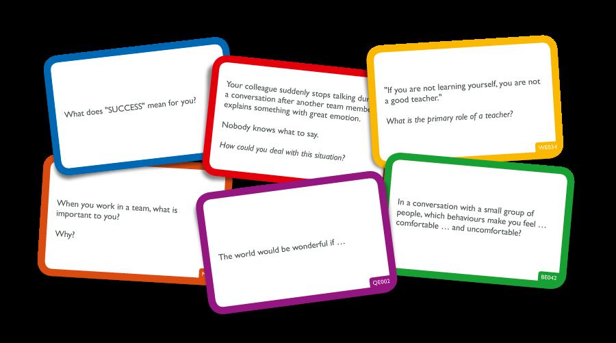 The cultureQs Questions
